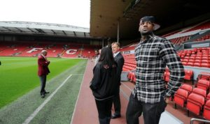 LEBRON JAMES To Have a Great Role In Liverpool FC